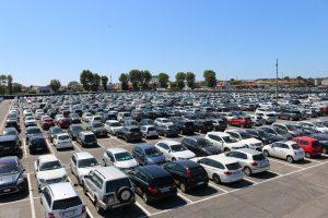 Parcheggio Fiumicino Roma