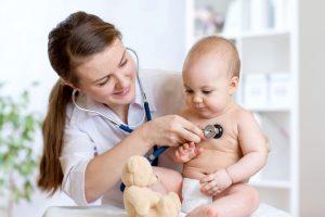 Specialista pediatra Roma
