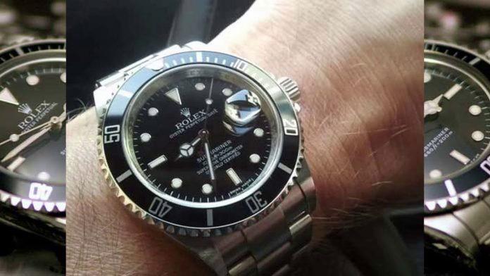 Compro Rolex oro Roma