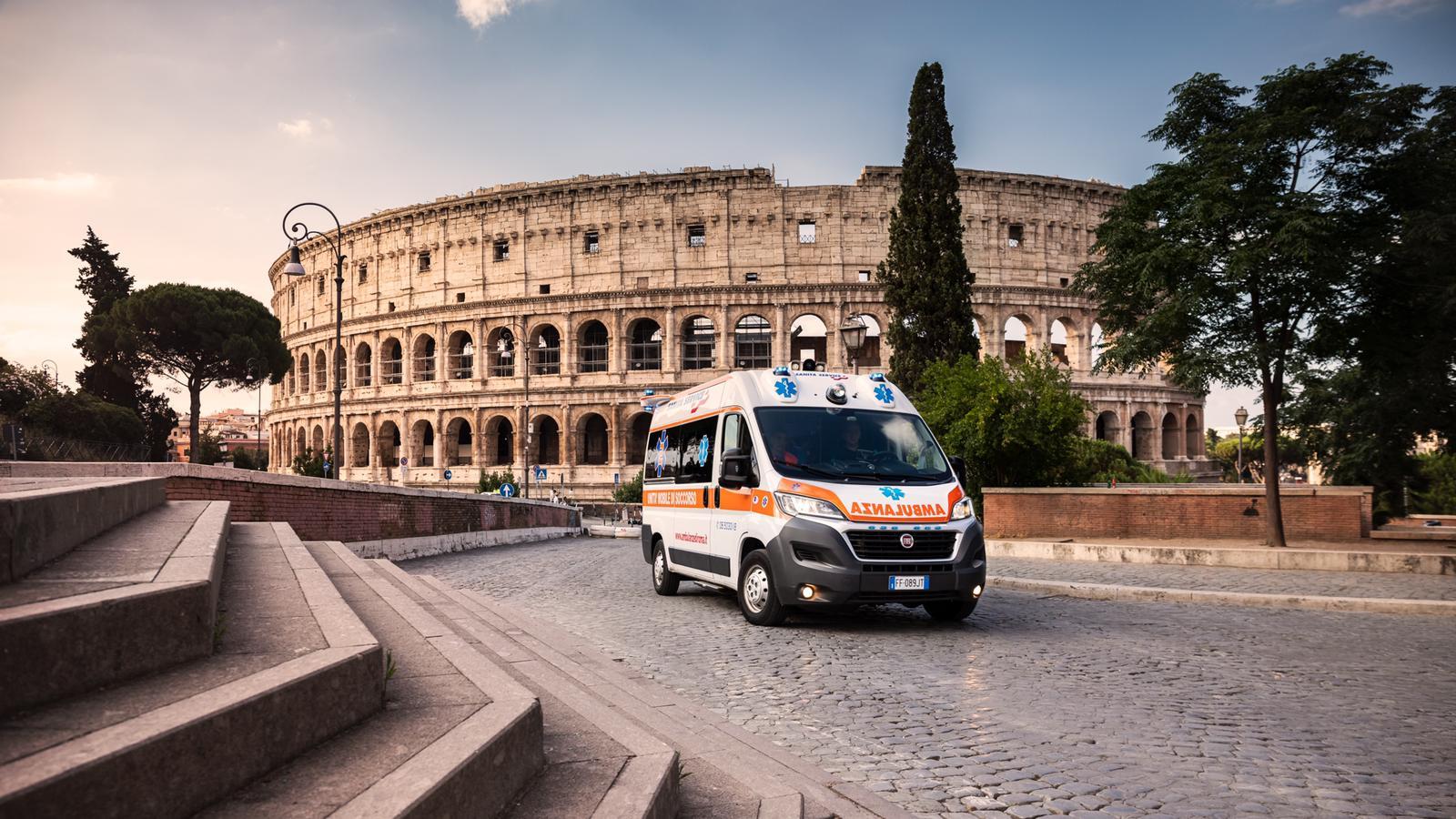 Ambulanze private veloce Roma